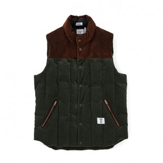BEDWIN-DOWN-VEST-FRIPP-OLIVE-140108