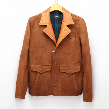 RATS-40S-DEER-SPORTS-JKT-BROWN-02