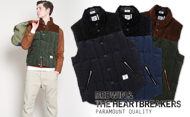 bedwin-13aw-05-down-vest-fripp-olive-coordinate