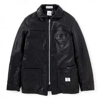 BEDWIN-STEERHIDE-CAR-COAT-BRUCE-BLACK-mens-black-leather-131204