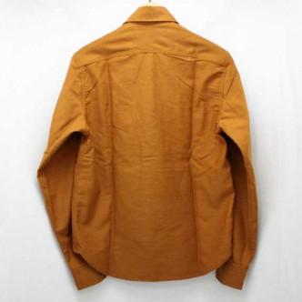 HIDE-AND-SEEK-13AW-Work-L-S-Shirt-KHAKI-04