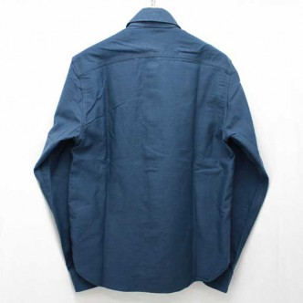 HIDE-AND-SEEK-13AW-Work-L-S-Shirt-NAVY-04