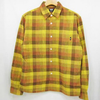 RATS-PANAMA-CHECK-SHIRTS-YELLOW-fCHECK