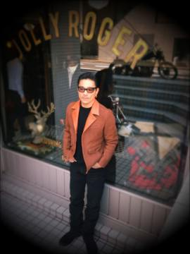 RATS-SHETLAND-WOOL-KNIT-40S-DEER-SPORTS-JKT-COORDINATE-3