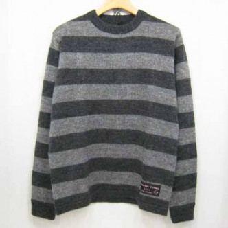 SOFTMACHINE-LOL-SWEATER-GRAY