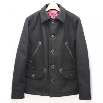hide-and-seek-melton-car-coat-13aw-black-01