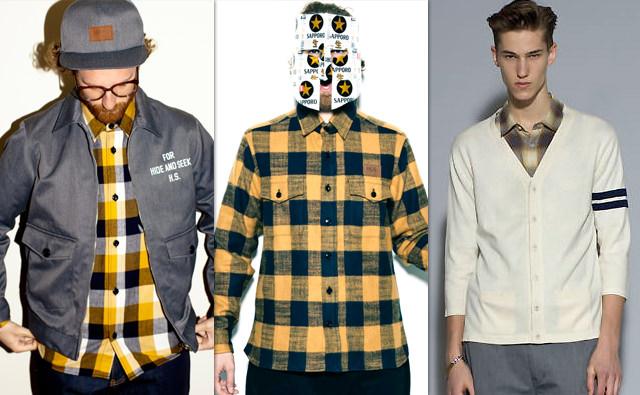 yellow-check-shirt-style-131203-02
