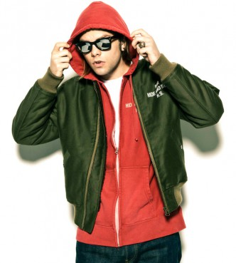 HIDE-and-SEEK-FOR-HS-ZIP-Parka-RED-COORDINATE