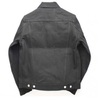 HIDE-and-SEEK-HS-Denim-JKT-3rd-TYPE-BLACK-BACK