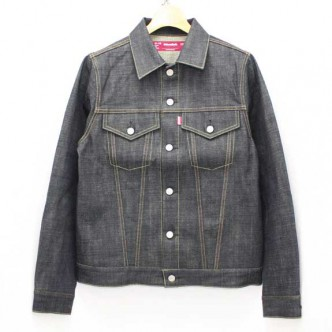 HIDE-and-SEEK-HS-Denim-JKT-3rd-TYPE-INDIGO
