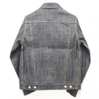 HIDE-and-SEEK-HS-Denim-JKT-3rd-TYPE-INDIGO-BACK