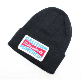 HIDE-and-SEEK-Pub-Knit-CAP-(14ws)-BLACK