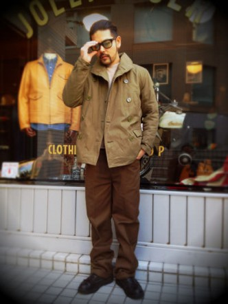 RATS-MACKINAW-COAT-KHAKI-COORDINATE-1