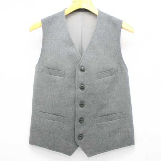 THE-STYLIST-JAPAN-POP-SUCK-TC-VEST-14SS-GRAY