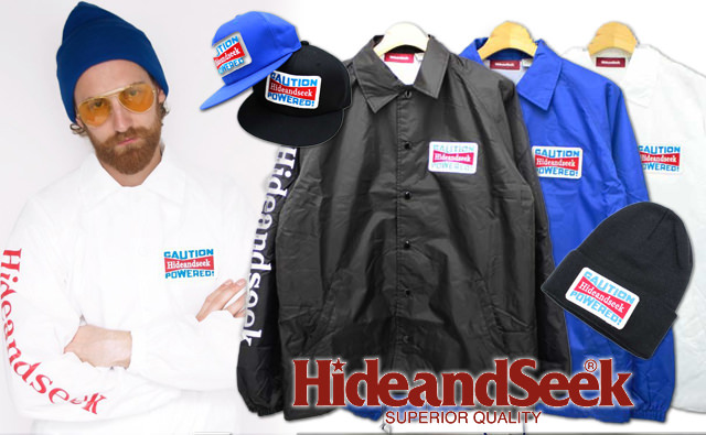 hide-and-seek-14ws-jacket-denim-pants-cap-arrival