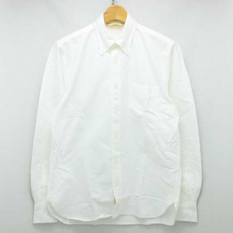 THE-STYLIST-JAPAN-BD-OXFORD-SHIRTS-WHITE