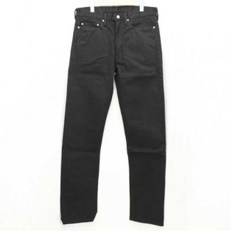 RATS-COLOR-DENIM-PANTS-BLACK