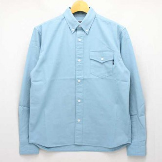 RATS-OX-BUTTON-DOWN-SHIRTS-BLUE