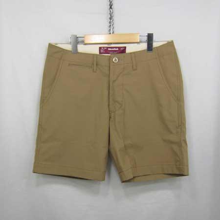 HIDE&SEEK Rip Shorts:KHAKI