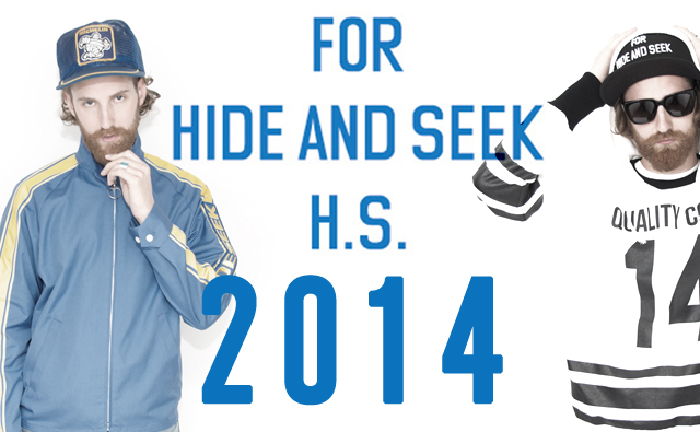 2014 HIDE AND SEEK check shirts