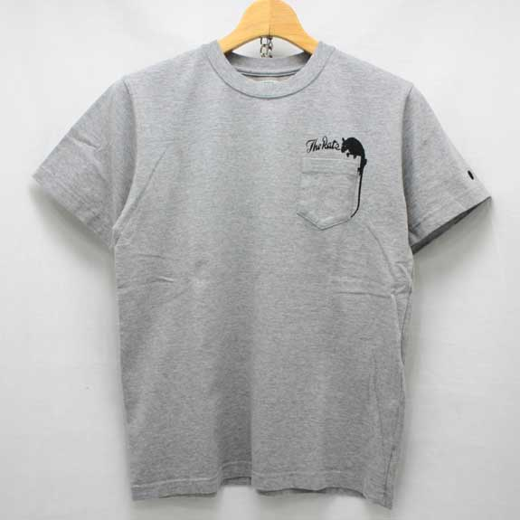 RATS VARMINTS POCKET T-SHIRTS
