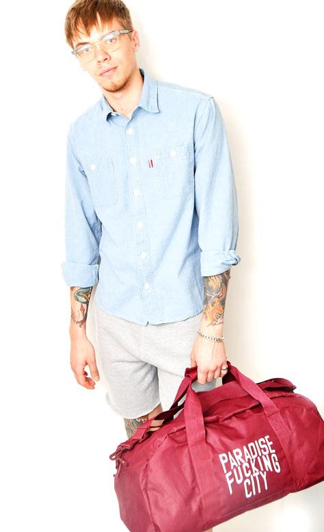 Chambray Shirt(14sa)