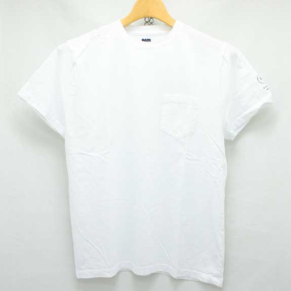 RATS POCKET T-SHIRTS:WHITE