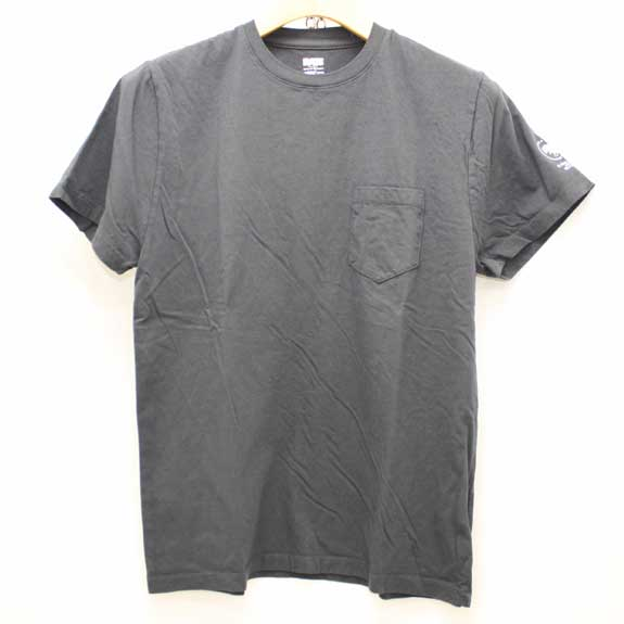 RATS POCKET T-SHIRTS:CHARCOAL
