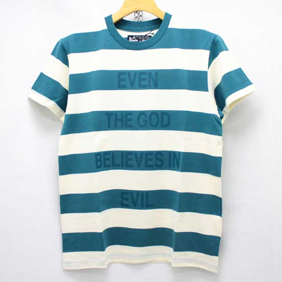 SOFT MACHINE JOHNNY S/S:BLUE