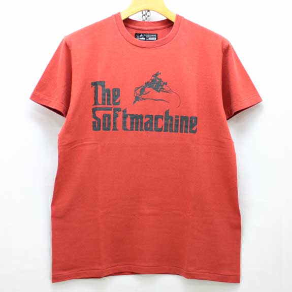 SOFT MACHINE GOD USED-T:RED