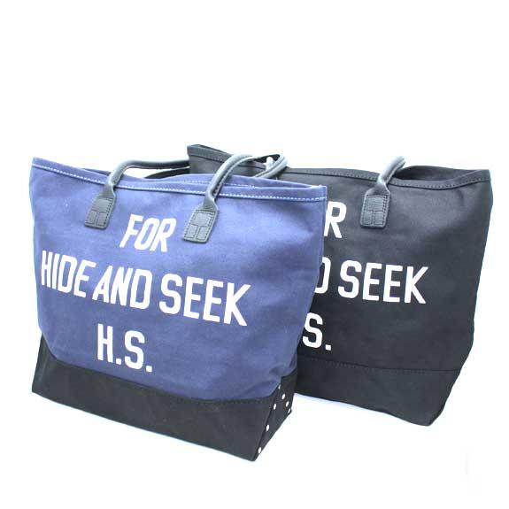 HIDE&SEEK Tote Bag (14ws)