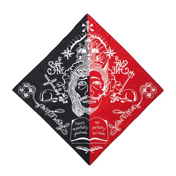 SOFT MACHINE DUAL FACE BANDANA