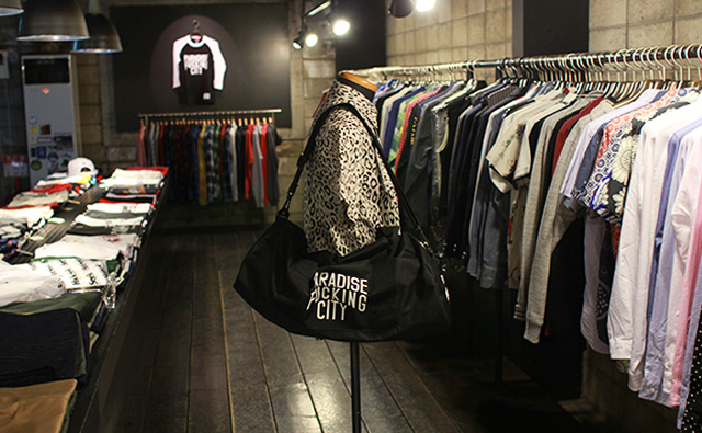 HIDE&SEEK PA FU CITY Bag