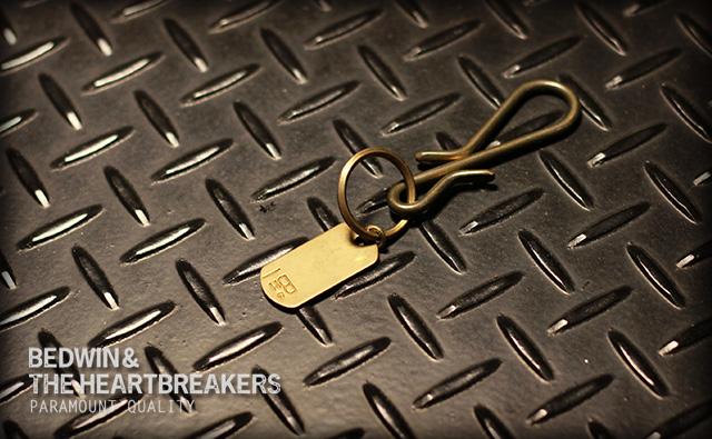 BEDWIN KEY-HOOK HARRY GOLD