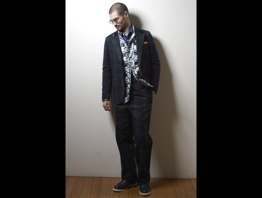 The Stylist Japan 14AW コレクション カタログ