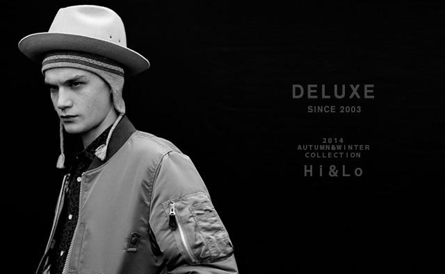 2014秋冬 DELUXE コレクション
