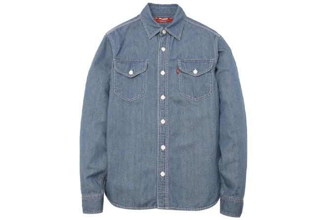 Denim Work L/S Shirt