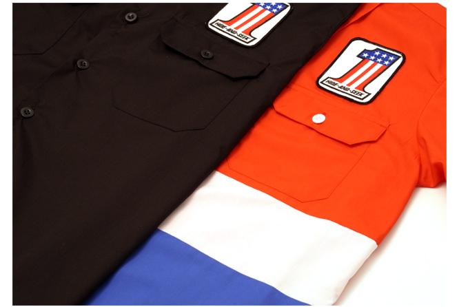 Work S/S Shirt
