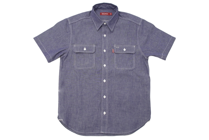 Chambray S/S Shirt