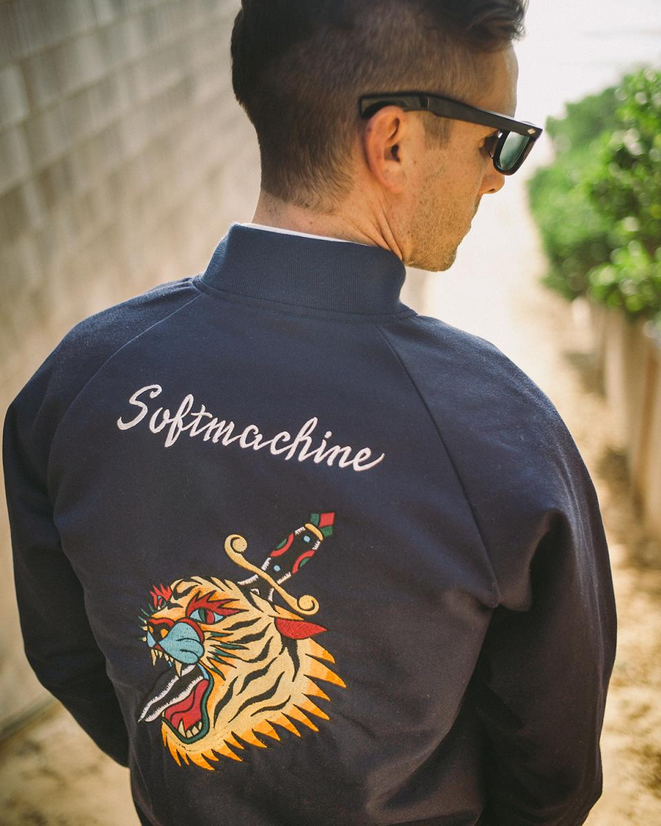 SOFTMACHINE ソフトマシーン 2015 spring summer コレクション カタログ 着こなし