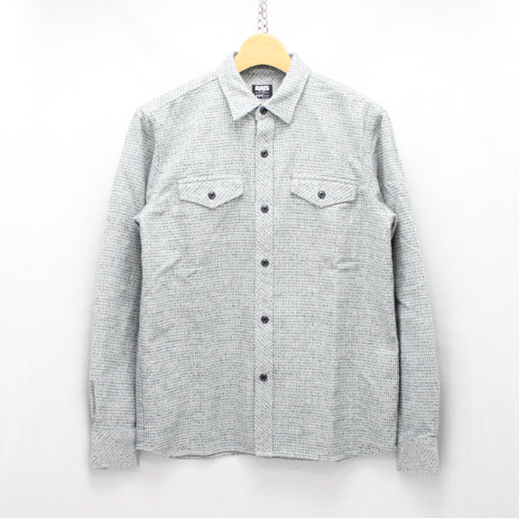 RATS GRAY TOOTH SHIRTS:GREY