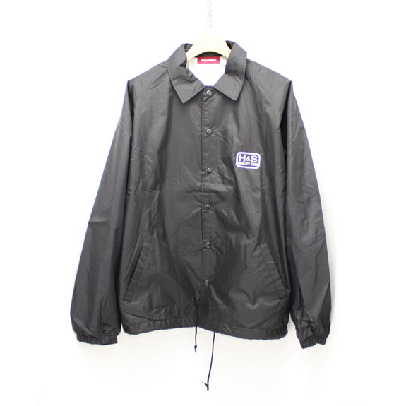HIDE&SEEK King Windbreaker:BLACK