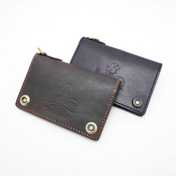 GROK LEATHER GL BIKER WALLET