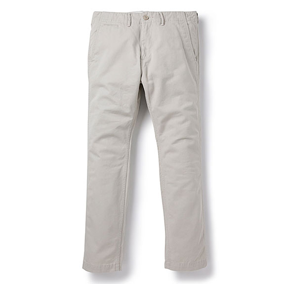 BEDWIN 10/L MILITARY PANTS 「JOE」:WHITE