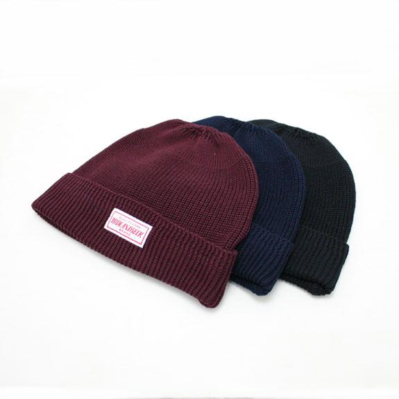 HIDE&SEEK Army Knit CAP