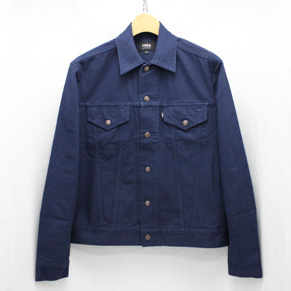RATS THIRD TYPE JKT:NAVY