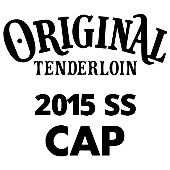 TENDERLOIN T-TRUCKER CAP CHAMBRAY