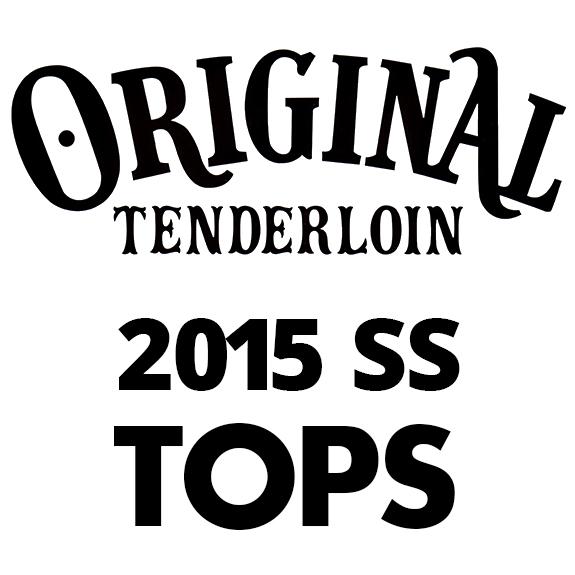 TENDERLOIN T-JACQUARD L/S