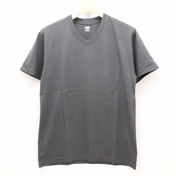 RATS V-NECK T-SHIRTS:BLACK