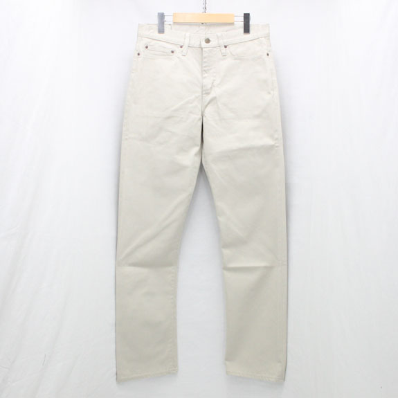 RATS WESTERNER PANTS:WHITE